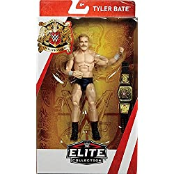 Mattel Tyler Bate - WWE UK CAMPIONE ESCLUSIVO giocattolo wrestling action figure