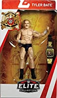 Tyler Bate - WWE UK CAMPIONE ESCLUSIVO MATTEL giocattolo wrestling action figure