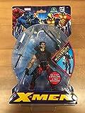 Retrogame X-Men Action Figure Ninja Wolverine