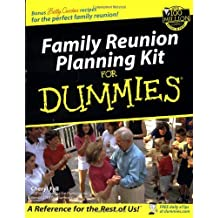 Family Reunion Planning Kit for Dummies by Cheryl Fall (2001-12-29)