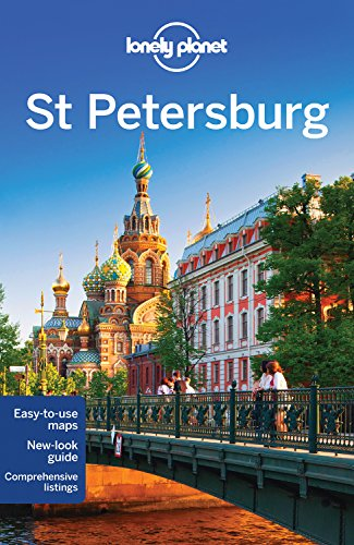 Lonely Planet St. Petersburg (City Guides) - Bild 1