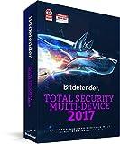 Bitdefender Total Security Multi Device 2017 - 5 Geräte | 1 Jahr (MAC, Windows & Android) - Aktivierungscode (bumps) -