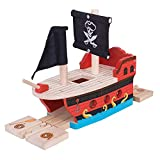 Bigjigs Rail Piratenschiff