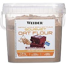 WEIDER Oat Gourmet Flour (Harina de Avena) Brownie 1,9 kg