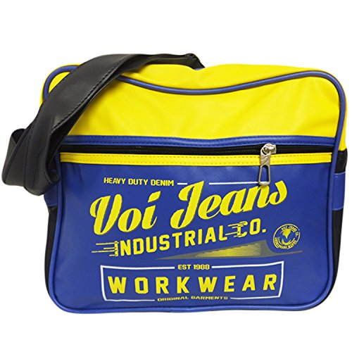 VOI -  Jeans  - Uomo Industry - Blue / Yellow