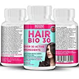 |Hair Growth Supplements || Hair Growth Tablets || Biotin Hair Treatment || 90 Natural Hair Thickener Tablets || 3 Month Supply || Helps Grow Hair For Women || Achieve Thicker, Fuller Hair FAST || Safe And Effective || Best Selling Hair Growth Pills || Manufactured|