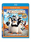 Penguins of Madagascar (3D)  [Blu-ray]