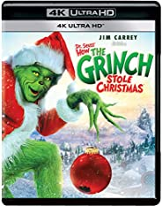 Dr. Seuss' How The Grinch Stole Christmas (4K