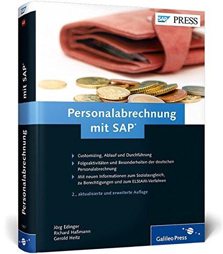 Personalabrechnung mit SAP (Das umfassende Handbuch zu SAP ERP HCM (SAP HR))