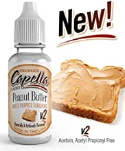 Capella Aroma 13ml DIY Peanut Butter V2