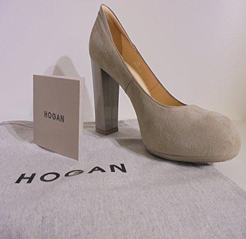 Hogan  HOGAN, Escarpins pour femme gris gris ITA - 40 DONNA Gris