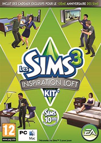 Les-Sims-3-High-End-Loft-Stuff-Instant-Access