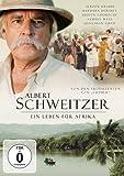 DVD * Albert Schweitzer - Ein Leben in Afrika [Import allemand]