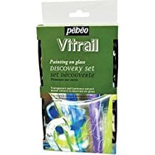 Pebeo 20 ml Discovery Collection with 12-Assorted Bottles