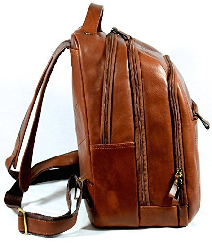 Tornabuoni , Sac pour homme à porter à l'épaule marron
