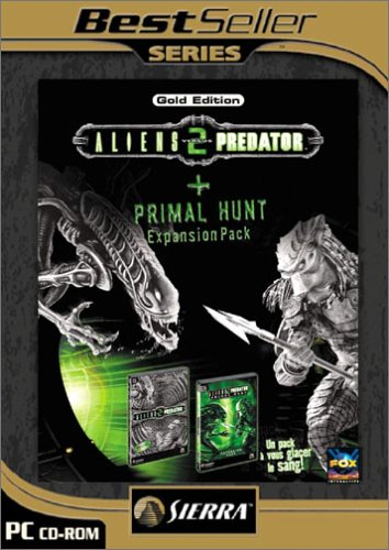 Aliens Vs Predator 2 + Primal Hunt (Add on) [FR Import]