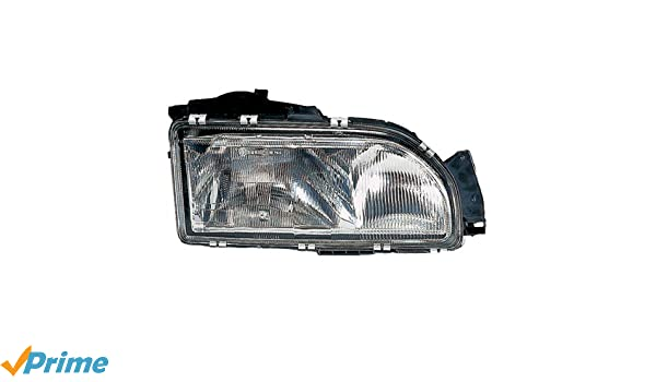 Right Magneti Marelli 711305621110 Lente Headlight