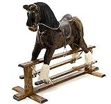 Großes Schaukelpferd Schaukeltier Rocking Horse MAGNUM