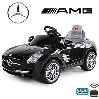 *2x Motoren* Original Mercedes-Benz AMG SLS Lizenz Kinderauto Kinderfahrzeug