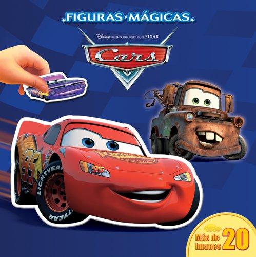 Figuras Magicas, Cars/Magical Magnets, Cars