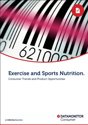 Exercise and Sports Nutrition: Consumer Trends and Product Opportunities