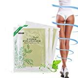 Neutriherbs Body Applicator 3 Natural Detox Body Wraps - it works to Tone Firm and Tighten