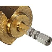 Generic dyhp-a10-code-2825-class-1-- codolo fresa acciaio el T HSS punte esagonali placcatura cutte 6–35mm l 13Passo Cono SS 13trapano Titanium