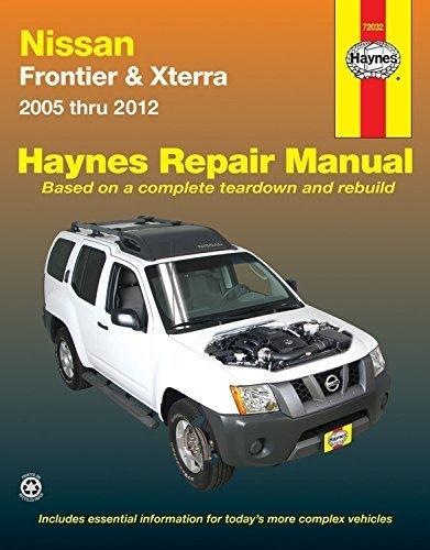Haynes Nissan Frontier & Xterra 2005-2012 Repair Manual (Haynes Repair Manual) by Haynes (2014-04-01) - 2009 Nissan Frontier