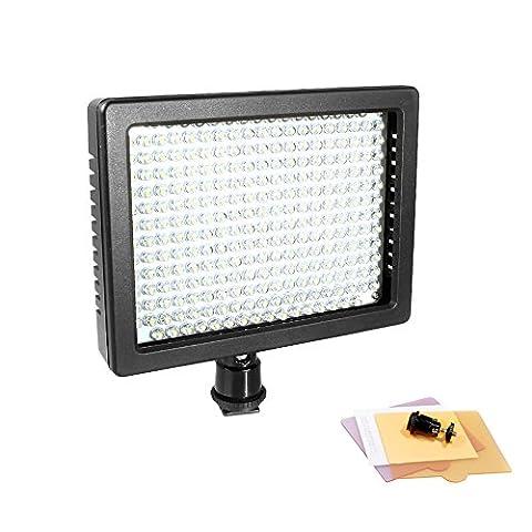 Andoer lampe 18W LED caméra remplissage lumineux lumière photographie 260 lampe perle W260