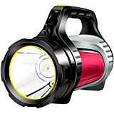 Taschenlampe leistungsstarke Taschenlampe Wiederaufladbare, superhelle Langstrecken-Xenonlampe