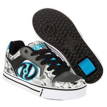 Heelys MOTION 2015 grey/white/camo 34