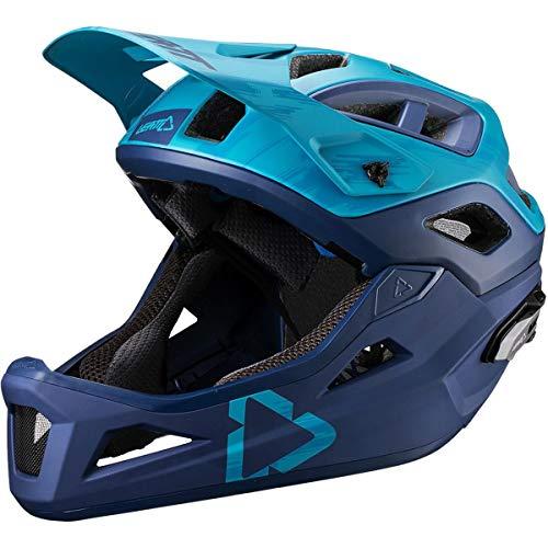 Leatt 1019303610 MTB-Helme Unisex Erwachsene, Marineblau, Größe: S