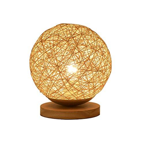 YONGJUN Art Lampe-chambre Chevet Lampe De Table Moderne Minimaliste Personnalité-creative Table Boule Lampe