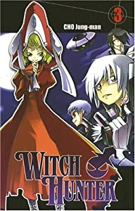 Witch Hunter Edition simple Tome 3