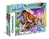 Clementoni 26583.1 - Maxi 60 T Ice Age Collision Course, Puzzle