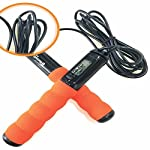 Bluetooth Smart Skipping Rope with Monitor for Android or iOS Smartphones