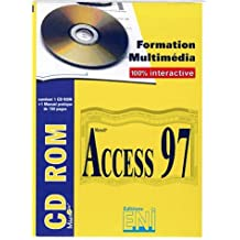Access 97 : 1CD-ROM + 1 livre