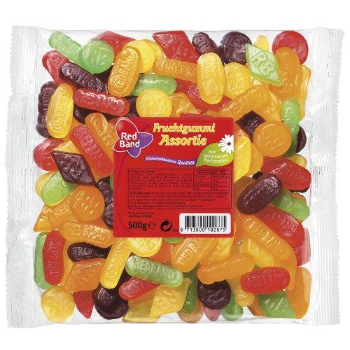 Red Band Fruchtgummi-Assortie 500g