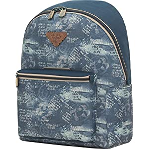 51B99hqqHVL. SS300  - Mochila Teen Escolar Privata West