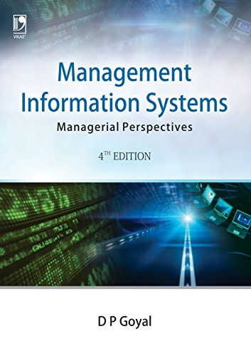 management information system by d p goyal