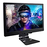 Elecrow Portable Monitor Full HD IPS Display -13,3 Zoll Ultra-dünne 1920x1080p Super Clear LED Small Screen mit HDMI USB Typ-C Gaming Monitor für Raspberry Pi 3B 2B + PS4 Xbox 360 Windows 7 8 10