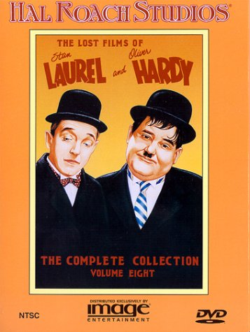 Lost Films of Laurel & Hardy 8 [Import USA Zone 1]