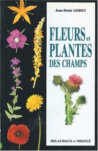 Fleurs et plantes des champs