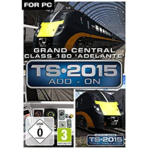 Grand Central Class 180 'Adelante' DMU Add-On [PC Steam Code]