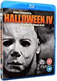 Halloween 4: The Return Of Michael Myers Blu-ray