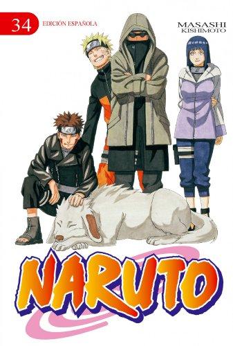 Descargar Libro Naruto nº 34/72 (EDT) de Masashi Kishimoto