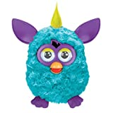 Furby Hasbro Cyan Niño/niña Juego Educativo Mascota Electrónica Version Española