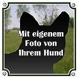 Petsigns ZUSATZARTIKEL ZU Unseren RASSESCHILDERN: mit eigenem Foto.Hier mitbestellen, OneSize