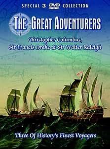 The Great Adventurers (Columbus / Drake / Raliegh) [DVD]