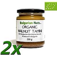 500 g Manteca de nuez orgánica/Tahini - Bulgarian Nuts®